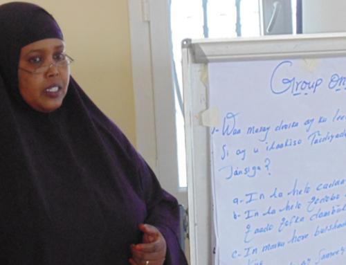 Training for 68 district Women volunteers